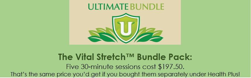 The Vital Stretch Bundle Package